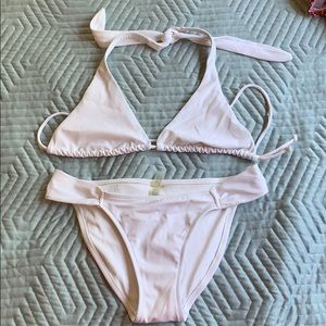White VS bikini 2pc.